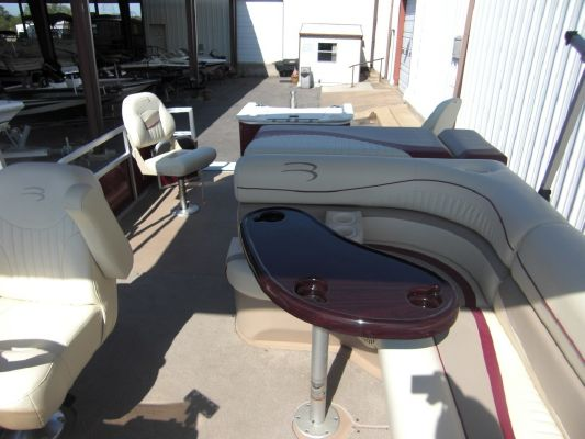 Bennington 2275 FSI 2009 Bennington Pontoon Boats for Sale