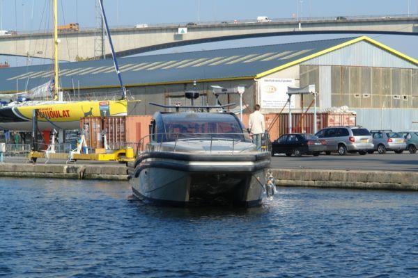 Blubay Yachts Tendercat 45 2009 All Boats