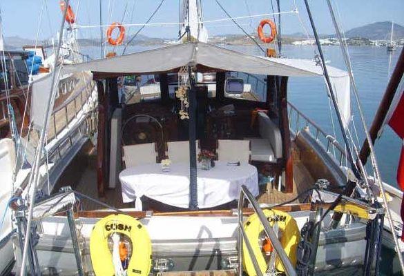 BODRUM TRANSOM STERN 2009 All Boats