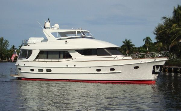 Cheoy Lee Serenity Series Motor Yacht 2009 Cheoy Lee for Sale