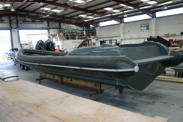 Cobra 9.5m 2009 All Boats