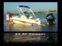 Boats for Sale & Yachts Concept 23 SF Open Fish 2009 All Boats