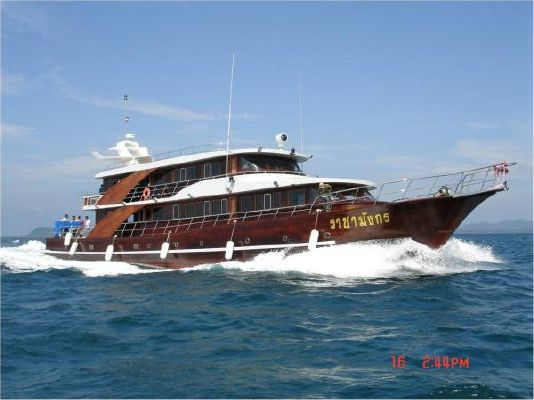 CUSTOM BUILD 35M Superyacht 2009 All Boats