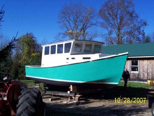 Custom Downeast 36 2009 All Boats Downeast Boats for Sale