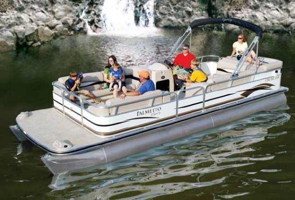 Cypress Cay 240 Palmetto Cruiser 2009 All Boats