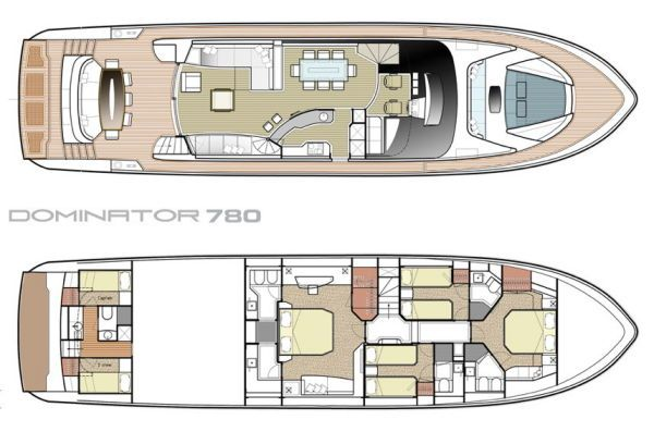 Boats for Sale & Yachts Dominator 780 S 2009 All Boats