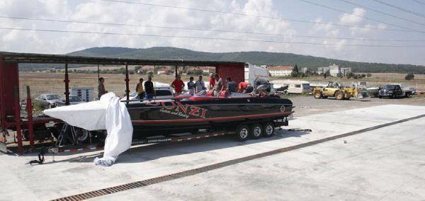 Donzi 38ZRC (JDJ) 2009 Donzi Boats for Sale