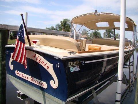 Duffy 18 South Coast 2009 All Boats