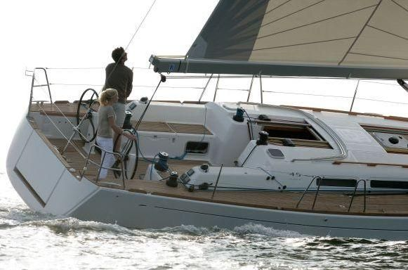 Dufour 45E Performance 2009 All Boats