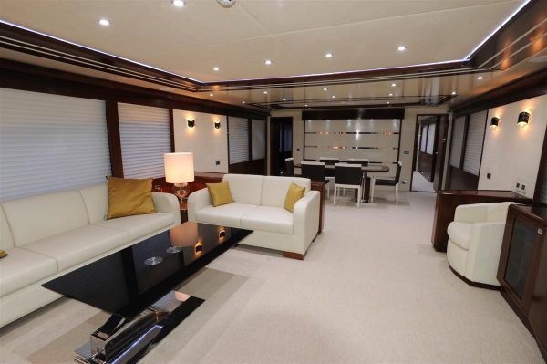 Boats for Sale & Yachts Elegan Yachting Giant 100 Motor Cruiser 2009 All Boats