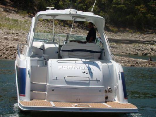 Formula 40 PC 2009 Motor Boats