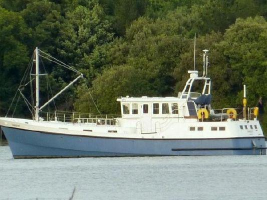 GB 52 trawler 2009 Trawler Boats for Sale