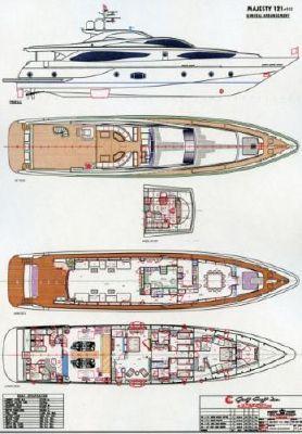 Gulf Craft Majesty 121 2009 All Boats