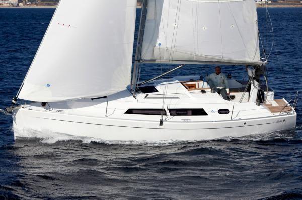 Hanse Hanse 320 2009 All Boats
