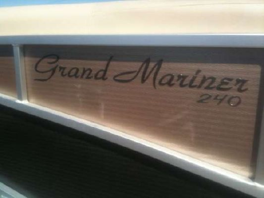 Harris FloteBote Grand Mariner 240 2009 All Boats