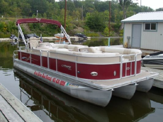 2009 Harris Flotebote Super Sunliner Ltd 240 Boats