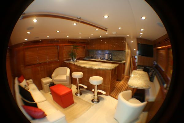 Boats for Sale & Yachts Hatteras Convertible Enclosed Bridge 2009 Hatteras Boats for Sale