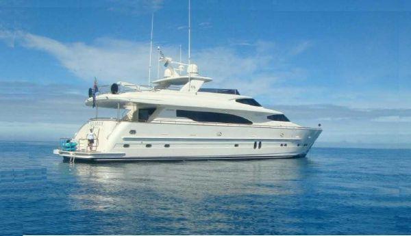 Horizon RAISED PILOTHOUSE MOTOR YACHT 2009 Pilothouse Boats for Sale