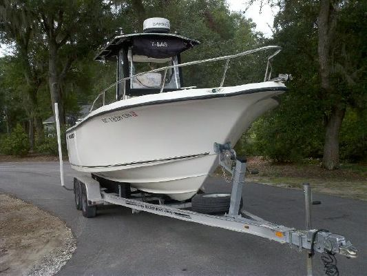 Key West 225 CC 2009 Key West Boats for Sale