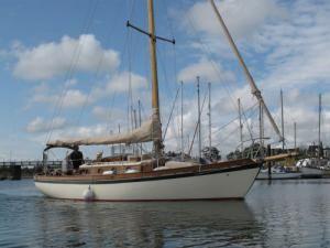 Laurent Giles Wanderer III Sloop 2009 Sloop Boats For Sale