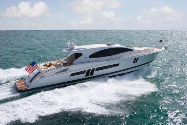 Lazzara 75 LSX 2009 All Boats