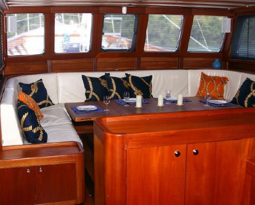 Maccarini Navegantes Ketch 2009 Ketch Boats for Sale