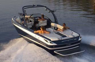 Malibu Sunscape 247 LSV 2009 Malibu Boats for Sale