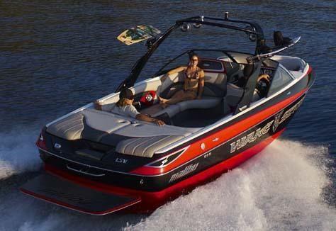 Malibu Wakesetter 23 LSV 2009 Malibu Boats for Sale