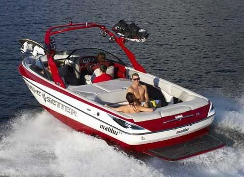 2009 Malibu Wakesetter 247 Rx Boats Yachts For Sale
