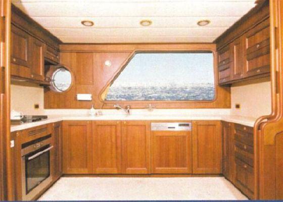 Marmara Marine Custom Trawler 30 m 2009 Trawler Boats for Sale