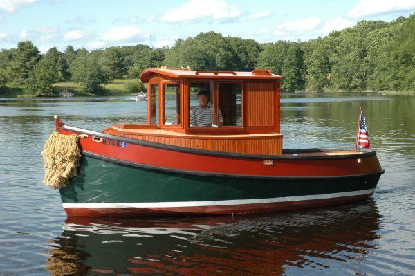 Mini PH Tugboat 2009 Tug Boats for Sale
