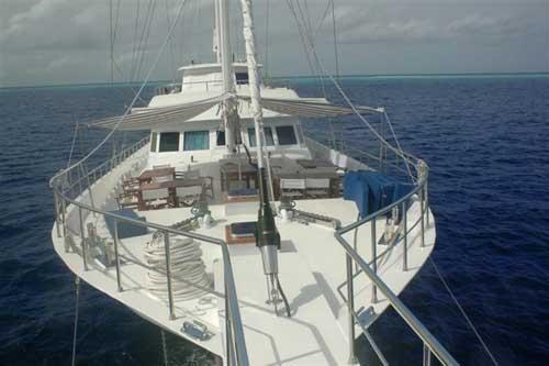 Neta Marine, Bodrum, Turkey 37 m. Dive Charter Yacht 2009 All Boats