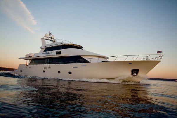 Platinum Marine 120 Tri Deck Motor Yacht 2009 All Boats