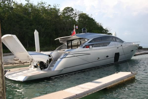 Power Pershing 80 2009 All Boats