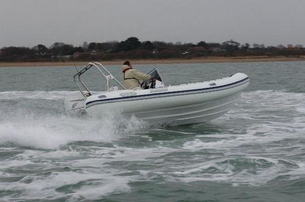Predator 599 2009 Motor Boats