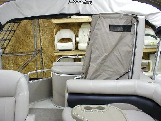 Premier 225 Sunsation LTD 2009 All Boats