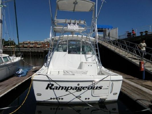 Rampage 34 Express IPS 2009 All Boats