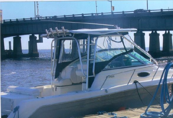 Boats for Sale & Yachts Robalo R265 Walkaround (Only 125 Hours! Warranty till 2013!) 2009 Robalo Boats for Sale