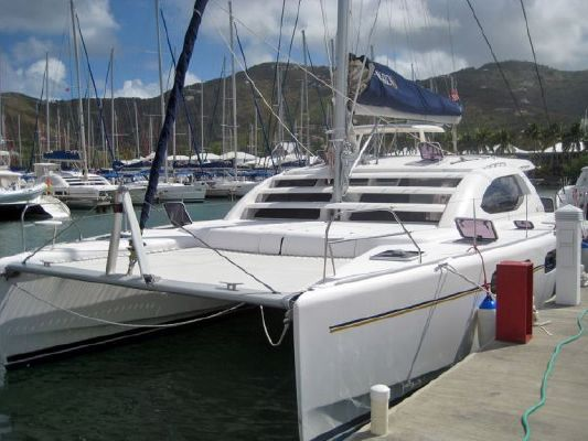 Robertson and Caine Leopard 46' owners version 2009 All Boats