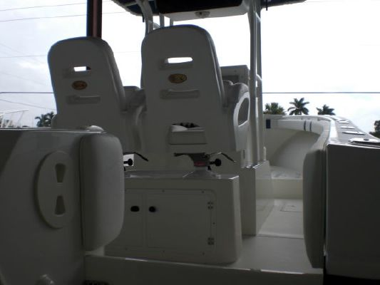 Salt Shaker Center console,Offshore fishing boat, 2009 All Boats
