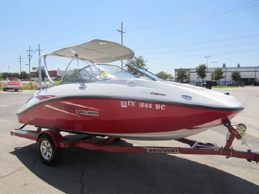 2009 Sea Doo 180 Challenger W Tower Boats Yachts For Sale