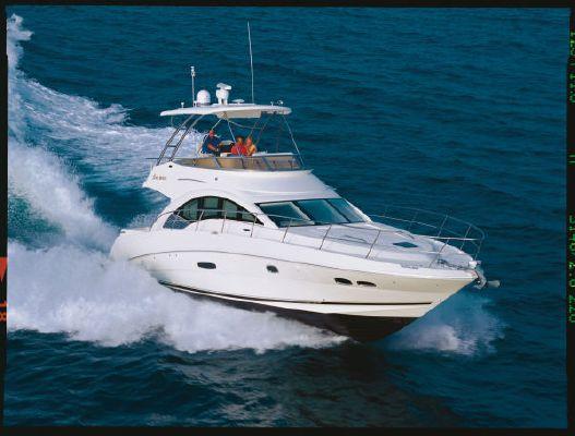 Sea Ray 505 Sedan Bridge 2009 Sea Ray Boats for Sale