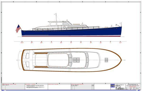 Sparkman & Stephens S&S Custom 2009 All Boats