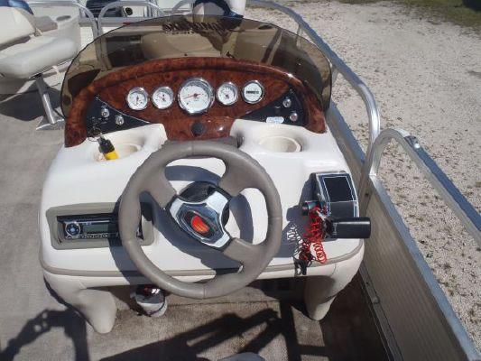 Boats for Sale & Yachts Sun Tracker FISHIN' BARGE 21 Coastal Edition 2009 Sun Tracker Boats for Sale