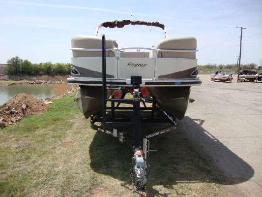 Sun Tracker Party Barge 20 2009 Sun Tracker Boats for Sale