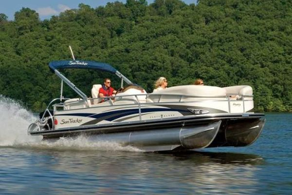 Boats for Sale & Yachts Sun Tracker Party Barge 22 2009 Sun Tracker Boats for Sale