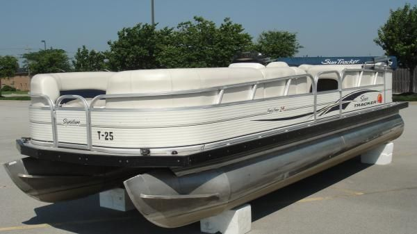 Boats for Sale & Yachts Sun Tracker PARTY BARGE 24 Signature Series 2009 Sun Tracker Boats for Sale