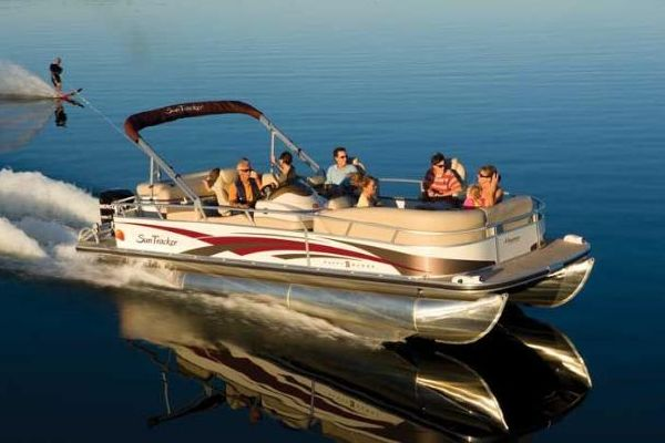 Boats for Sale & Yachts Sun Tracker PARTY BARGE 26 Regency Edition 2009 Sun Tracker Boats for Sale