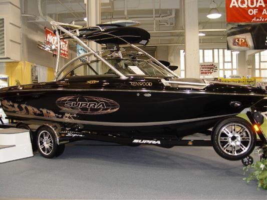Supra Launch 21V 2009 All Boats