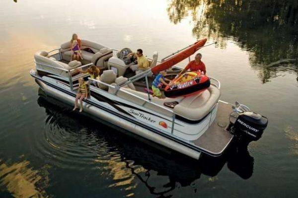 Boats for Sale & Yachts Tracker 25 Regency Barge Edition 2009 Sun Tracker Boats for Sale